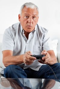 Playing Video Games Tied To Happiness, Emotional Wellness in Seniors